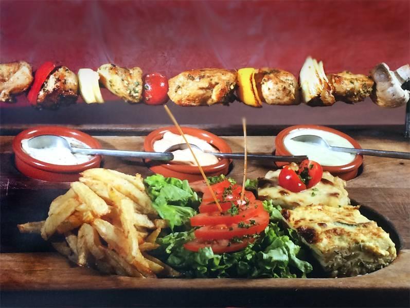 Le Restaurant - La Raclette - Restaurant Cours Julien Marseille